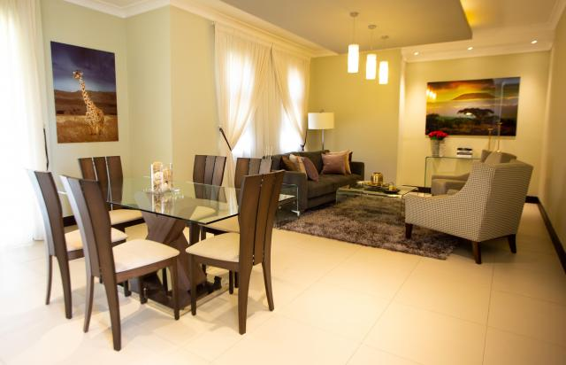 3 Bed Double Storey Townhouse for Rent (Unfurnished)