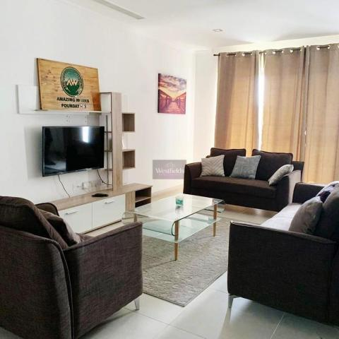 2 Bedroom Furnished Apartment for Rent at Cantonments, Accra