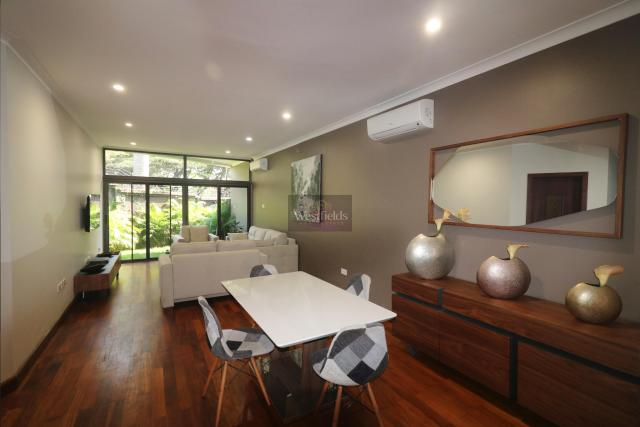 3 Bedroom Furnished Townhouse for Rent at Kanda