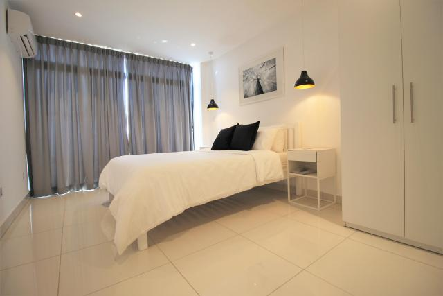 Furnished 2 Bedroom Duplex Apartment available for rent - Cantonments.