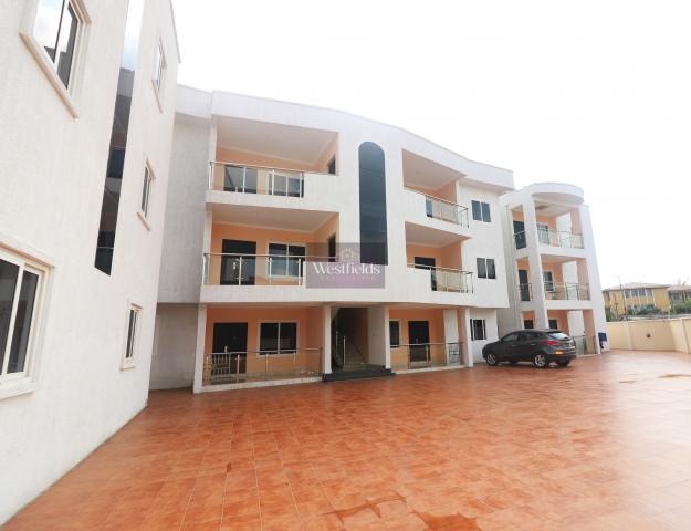 2 Bedroom Furnished Apartment for Rent at Dzorwulu, Accra