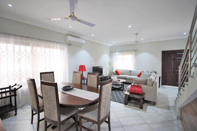 Furnished 3 bedroom Townhouse available for rent - Dzorwulu.